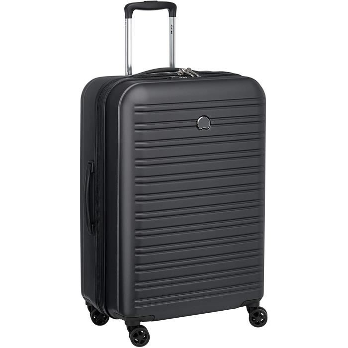 VALISE OU BAGAGE VENDU SEUL SEGUR 2.0 Bagage cabine, 70 cm, 81,6 liters, Noir (Schwarz)5