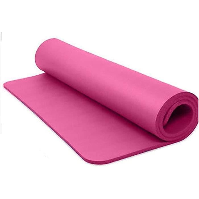Tapis de Yoga antidrapants Classiques Tapis de Yoga 20mm Tapis de Sport et de Fitness antidrapant Super pais Tapis de Yoga av[632]