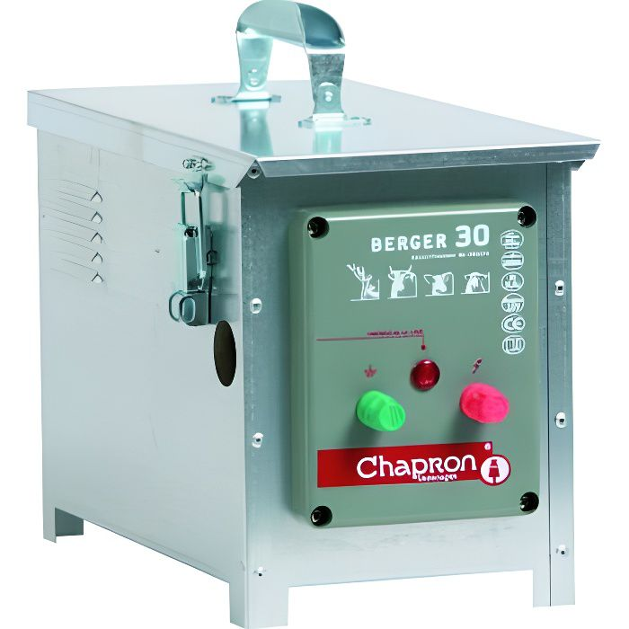 Electrificateur de cloture BERGER 30 special gibie