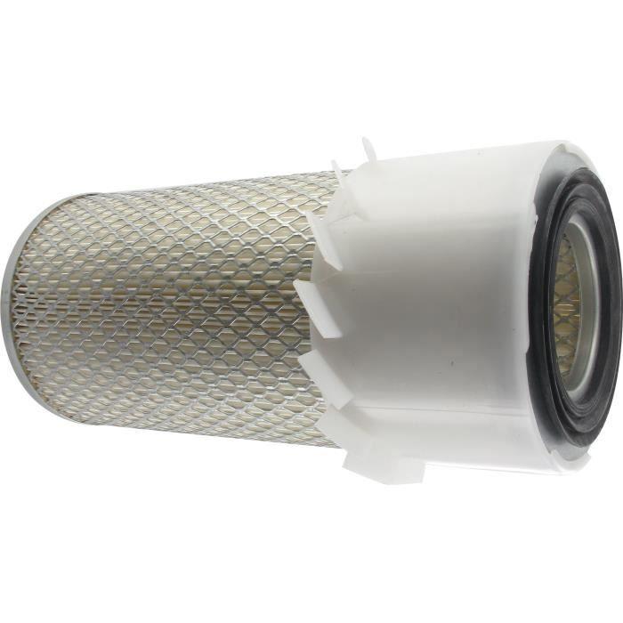Filtre à air adaptable pour LOMBARDINI séries Compact 652-654 - H: 290mm, Ø: ext: 137mm, Ø int: 68mm