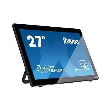 IIYAMA Ecran tactile ProLite T2735MSC-B2 - 27- - FULL HD - Dalle AMVA - VGA/DVI-D/HDMI