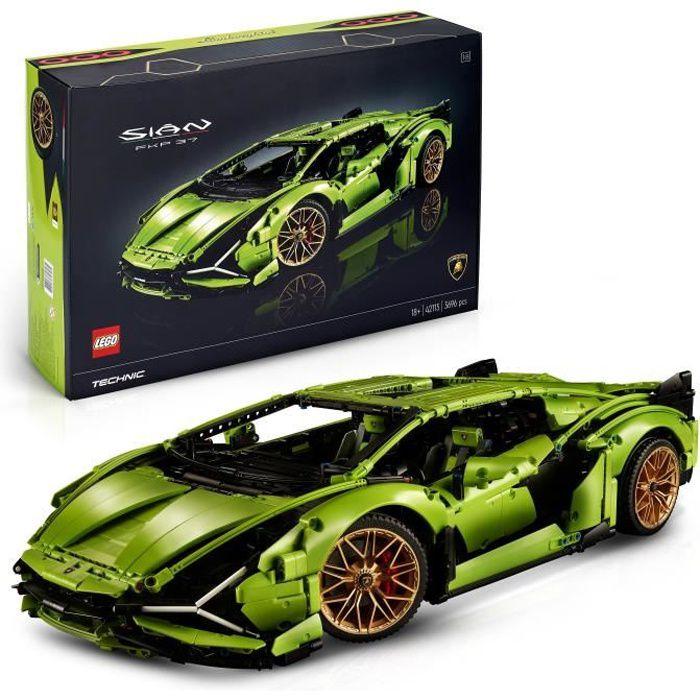 LEGO® Technic 42115 Lamborghini Sián FKP 37