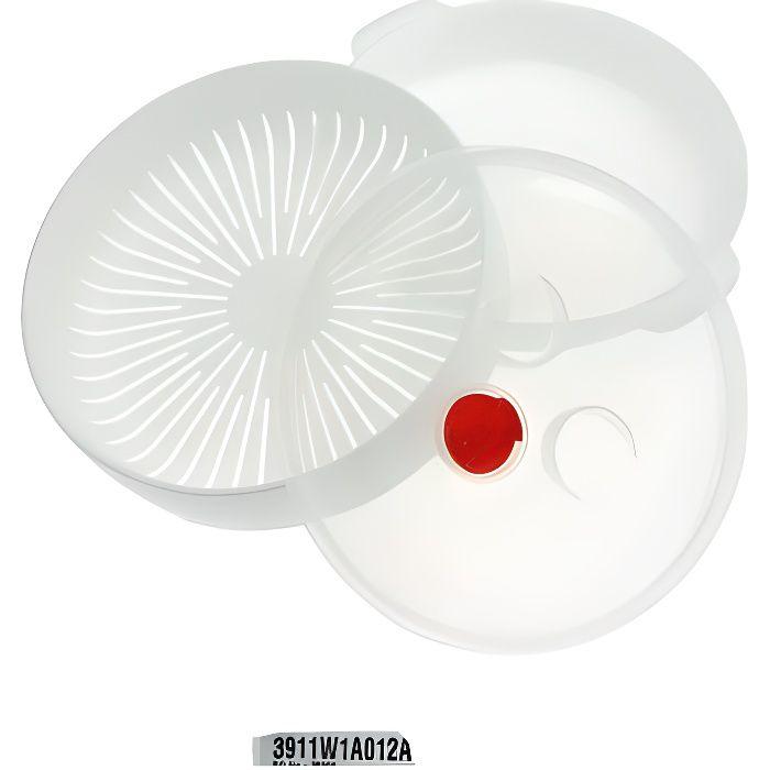 Kit vapeur micro onde en plastique pour Four micro ondes LG