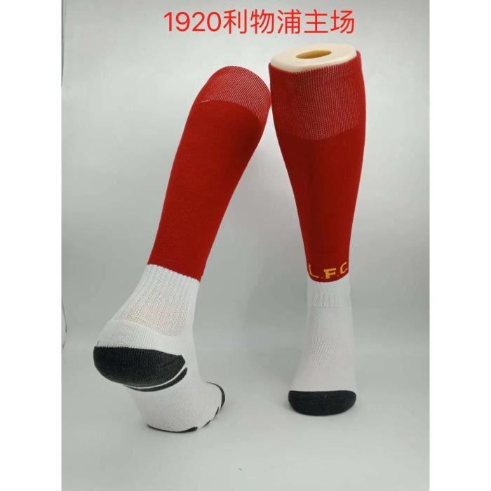 Orange542021 Barca Real Madrid Liverpool chaussettes bas de serviette chaussettes hommes et femmes chaussettes de football