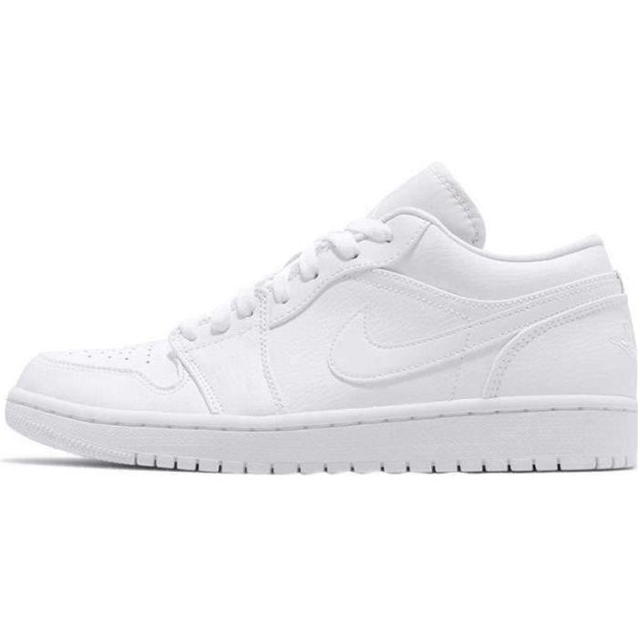Nike Air Jordans 1 Low Chaussures de Running Basket Air Jordans One Pas Cher AJ1 pour 553558-112 Homme Femme