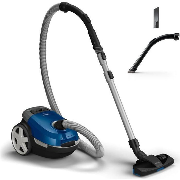 Philips Performer Compact 3000 Series XD3110 / 09 - Aspirateur avec sac