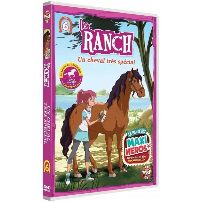 Le ranch volume 6 Un cheval très spécial DVD