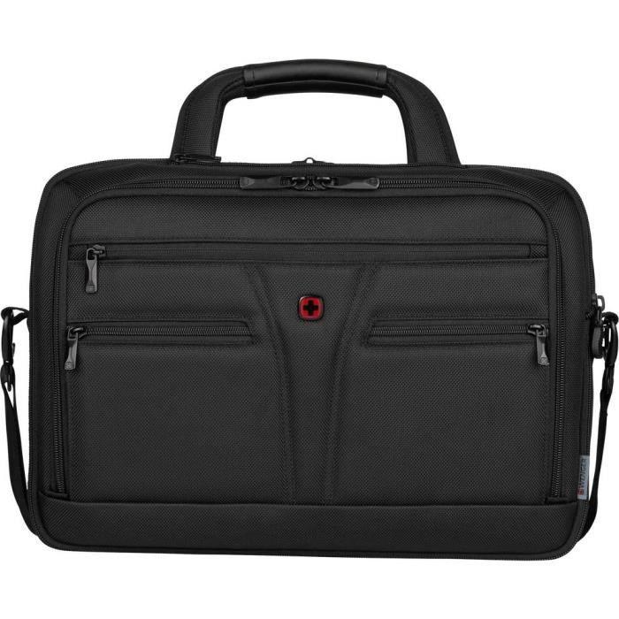 Sacoche pour ordinateur portable Wenger BC Star 606465 maxi.: 39,6 cm (15,6) noir 1 pc(s)