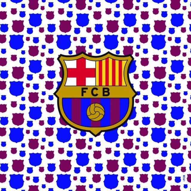 rideau de douche textile fc barcelone au logo du club fcb enfants adultes fan de sport du foot. Black Bedroom Furniture Sets. Home Design Ideas