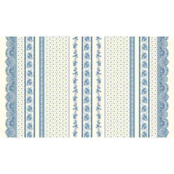 Nappe carr coton enduit plastifi e tradition b achat - Nappe de table carre ...