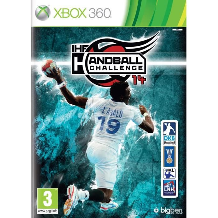 handball challenge xbox 2013 achat vente jeux xbox 360 handball challenge xbox 2013 cdiscount. Black Bedroom Furniture Sets. Home Design Ideas