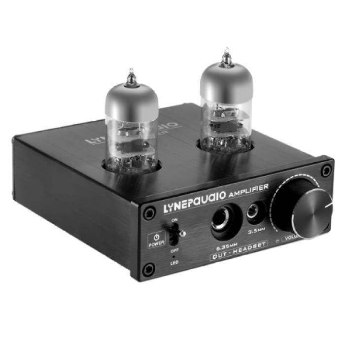 AMPLIFICATEUR HIFI Amplificateur Hifi - LINEPAUDIO A962 HiFi 6J9 Tube
