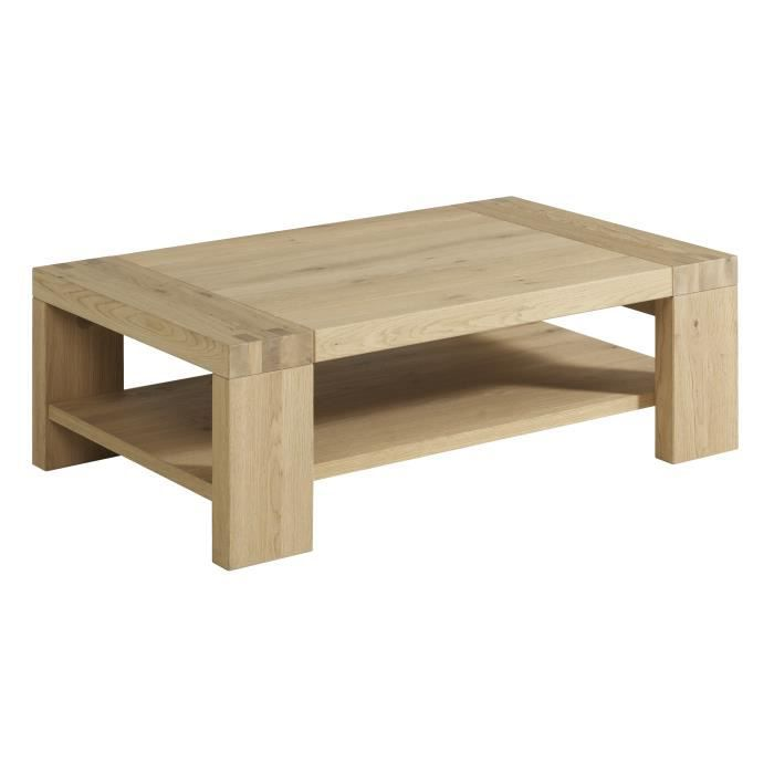 Table de salon ultra moderne en bois achat vente table manger table de - Table salon cdiscount ...
