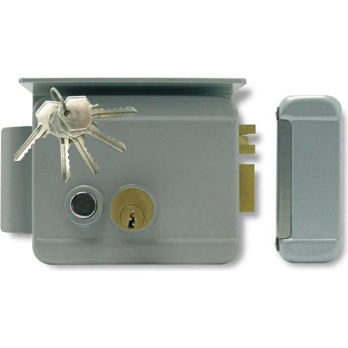 SERRURE - BARILLET EXTEL Serrure électrique réversible WE 5001/2 BIS