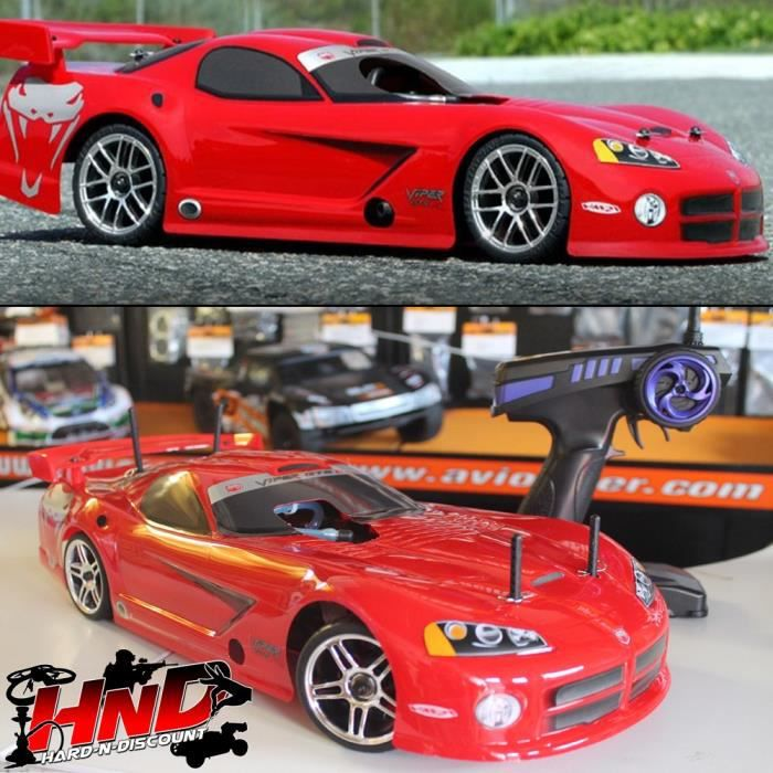 voiture thermique de course rc viper gts r 1 10 me 2 4ghz rtr prix pas cher cdiscount. Black Bedroom Furniture Sets. Home Design Ideas