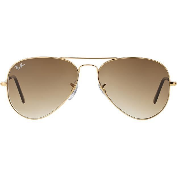 Lunettes 001 T Soleil Ray De Ban Rb3025l 58 Aviator 51 Arista bYf6v7gy