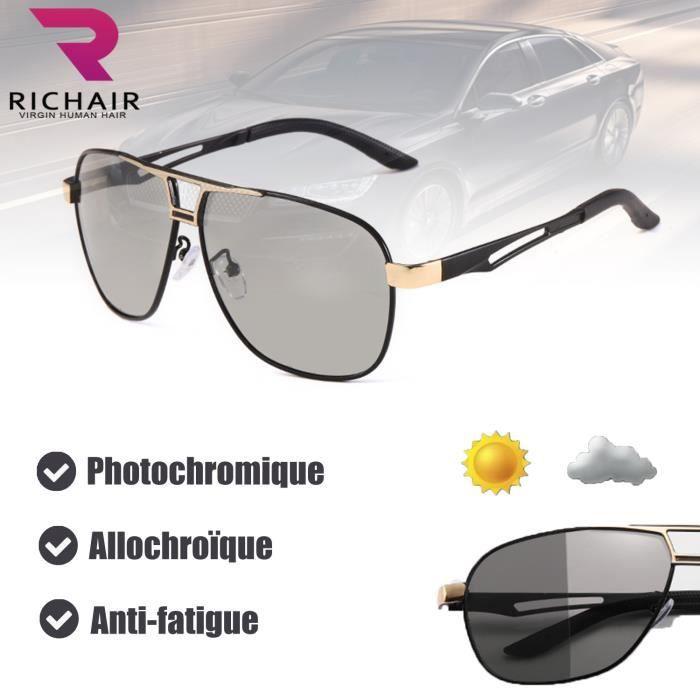 LUNETTES DE SOLEIL Lunettes de soleil hommes polarisées sunglasses ph