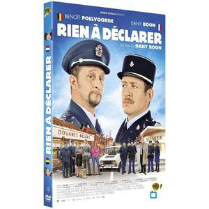 DVD FILM DVD Rien à déclarer