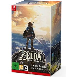 JEU NINTENDO SWITCH The Legend of Zelda : Breath of the Wild Jeu Switc