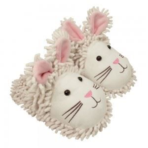 CHAUSSON - PANTOUFLE Chausson Lapin Fuzzy Friends Aroma Home