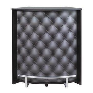 MEUBLE BAR Meuble bar MAXI, noir impression déco, L 96.7 x…