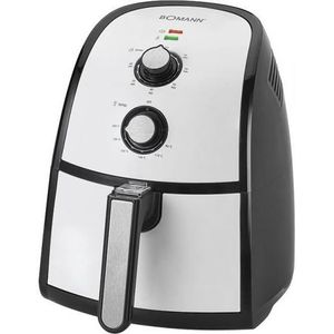 FRITEUSE ELECTRIQUE Bomann FR 2301 H CB, Hot air fryer, 2,2 L, 80 °C,