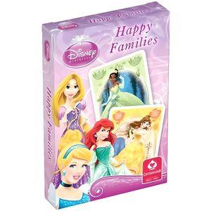CARTES DE JEU Jeu de 7 familles : Princesses Disney