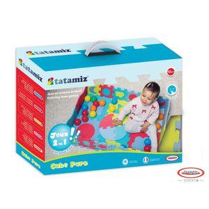 TAPIS PUZZLE TATAMIZ Tapis puzzle Cube Park