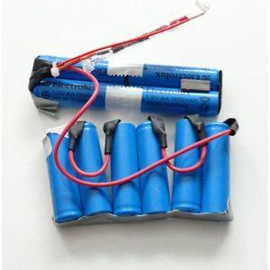 ASPIRATEUR CENTRAL Batterie électrique 1.2V AA 1300mAh - Electrolux -