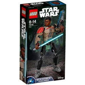 ASSEMBLAGE CONSTRUCTION LEGO® Star Wars™ 75116 Finn