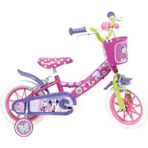 VÉLO ENFANT MINNIE Vélo Enfant 12 pouces (2 à 4 ans)