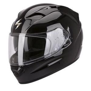 Noir//Gris XL Scorpion NC Casque Moto Hommes