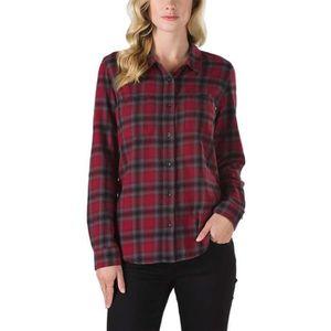chemise vans femme