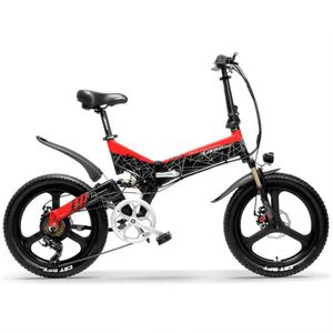 """VÉLO PLIANT G650 20"""" vélo électrique pliant 400W 48V 10.4Ah ba"""
