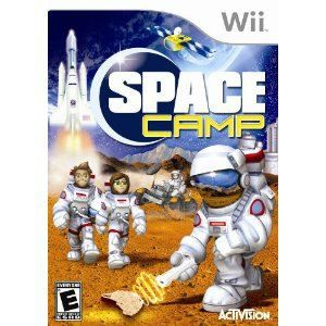 JEUX WII Space Camp - Nintendo Wii
