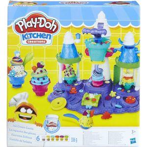 JEU DE PÂTE À MODELER Play-Doh – Pâte A Modeler - Le Royaume des Glaces