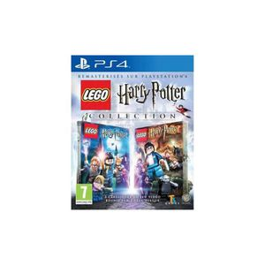 JEU PS4 LEGO Harry Potter : Collection - Playstation 4 (PS
