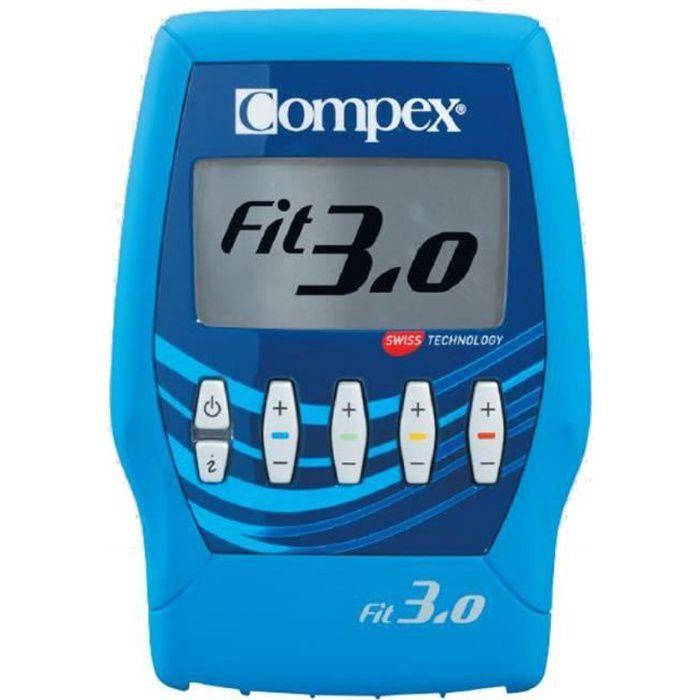COMPEX Electrostimulateur Fit 3.0