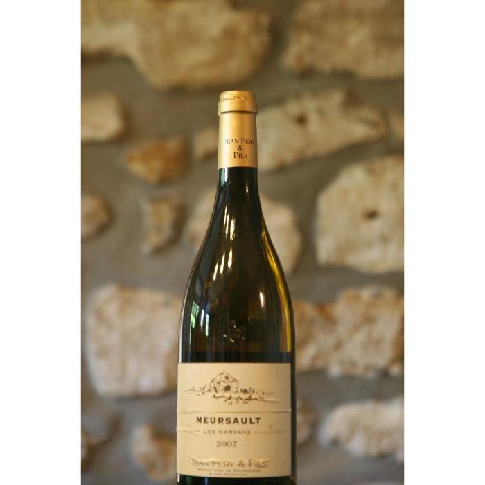 Vin, blanc, Domaine Jean Fery, Les Narvaux 2007 Blanc