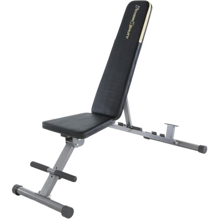 BANC DE MUSCULATION Fitness Reality 1000 Super Max Banc de Musculation12