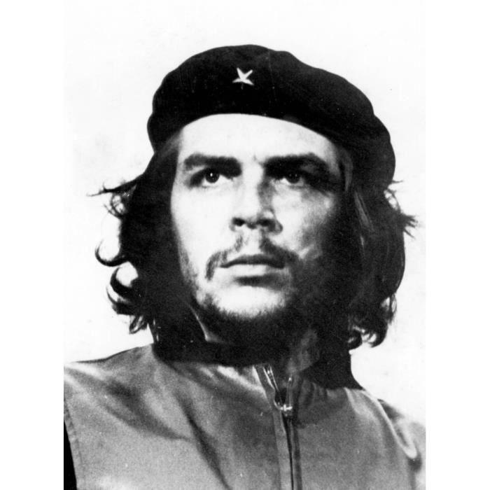 Poster Affiche Che Guevara Communiste Cuba Activiste 31cm x 42cm