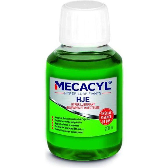 MECACYL HJE Hyper-Lubrifiant - spécial protection des injecteurs - Moteur Essence - 200ml