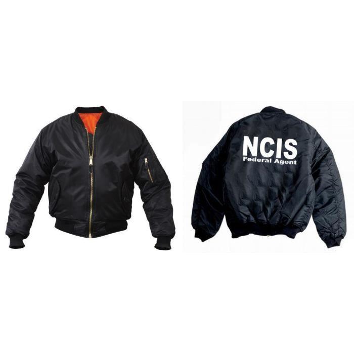 Blouson Bomber -NCIS- Taille S …