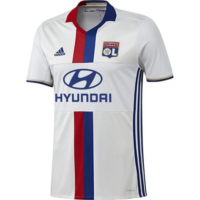 Adidas Maillot Football Olympique Lyonnais OL Lyon Domicile Homme