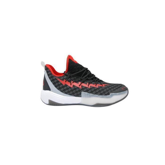 Chaussures de basketball Peak Lou Williams 2 - noir/gris - 38