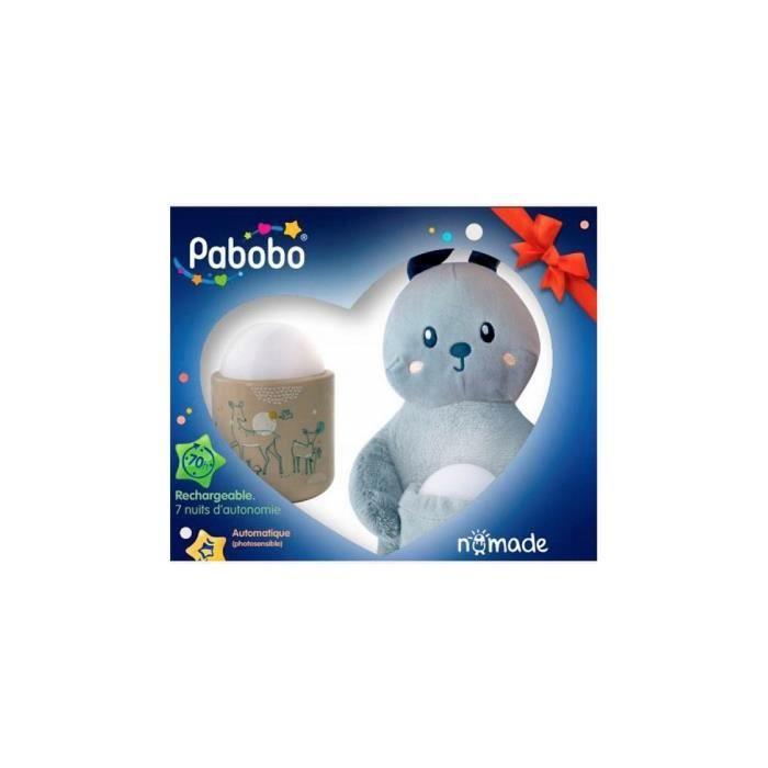 PABOBO Coffret cadeau nomade Mimi Bunny