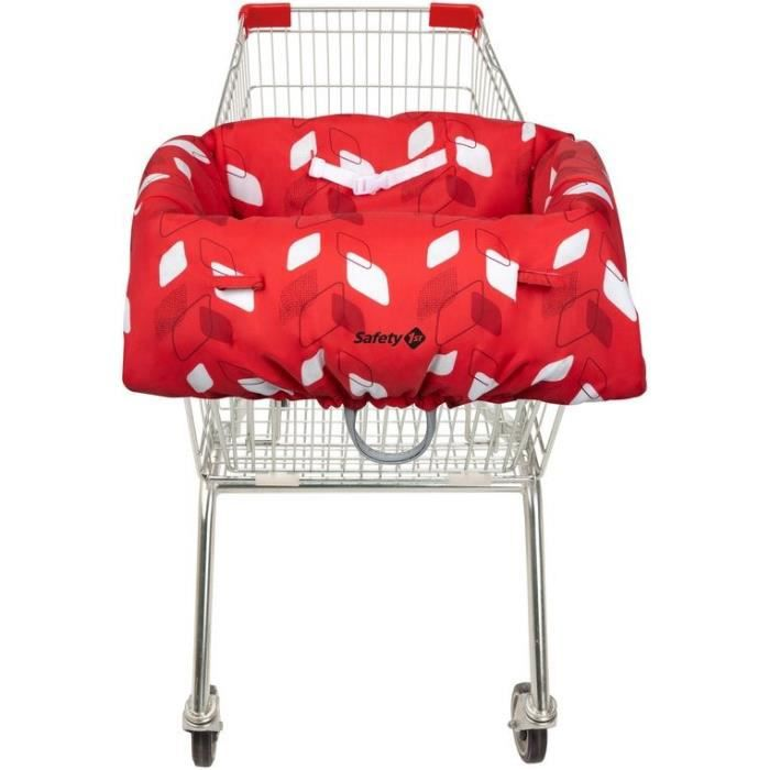 SAFETY FIRST Protege-Chariot Red Campus