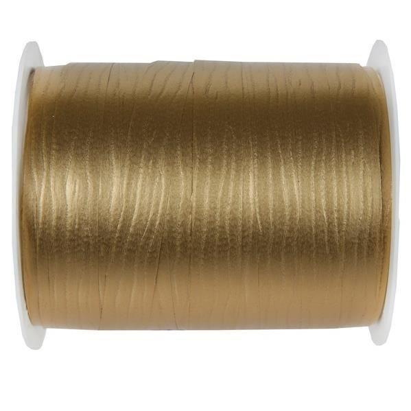Ruban Bolduc lasurer or, 10mm x 25mm (x1) REF/5144