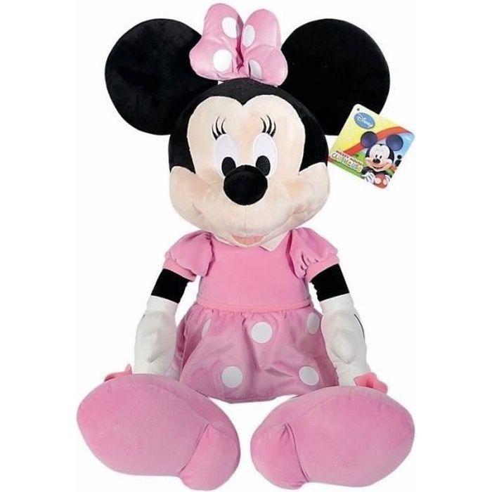 MINNIE Peluche Geante 120 cm - Disney