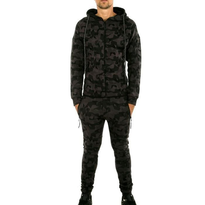 factory outlets official photos super specials JOGGING CAMOUFLAGE NOIR 12 ANS MILITAIRE STYLE NIKE - Achat ...